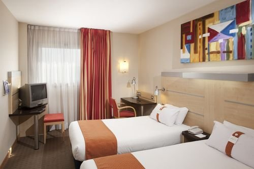 Holiday Inn Montmelo 8