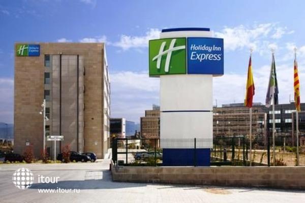 Holiday Inn Express Barcelona-sant Cugat 4