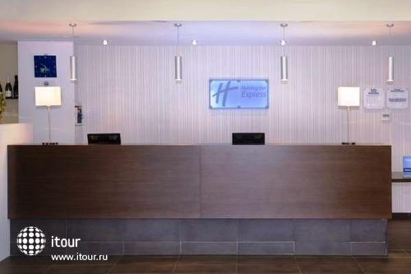 Holiday Inn Express Barcelona-sant Cugat 5