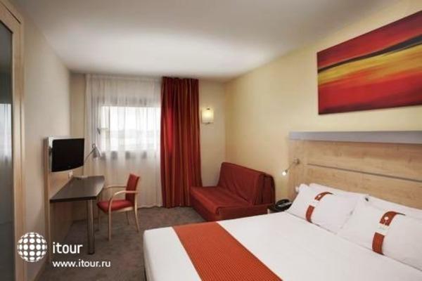 Holiday Inn Express Barcelona-sant Cugat 3
