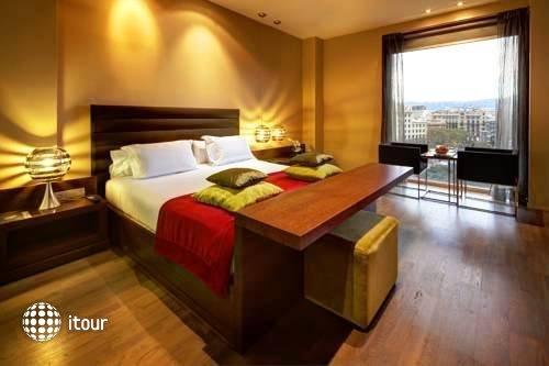 Hotel Olivia Plaza Barcelona 6