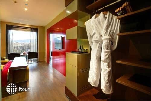 Hotel Olivia Plaza Barcelona 8