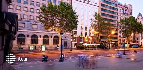 Hotel Olivia Plaza Barcelona 1