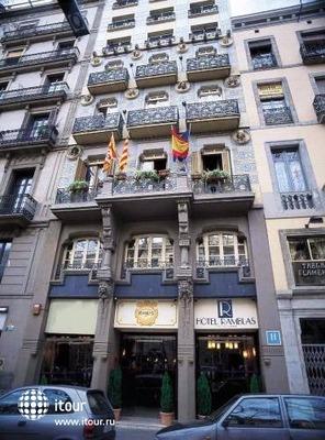 Barcelona Ramblas 2