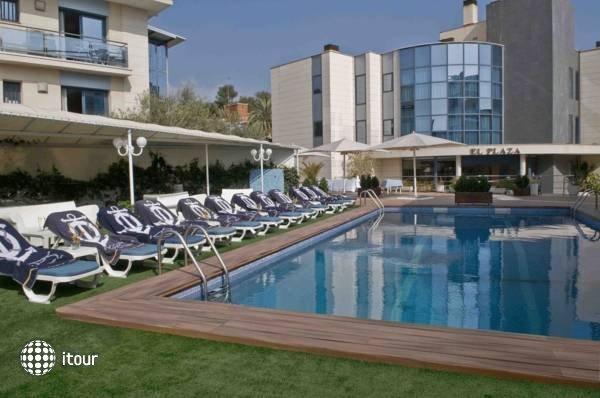 Best Western Hotel Mediterraneo Castelldefels 1