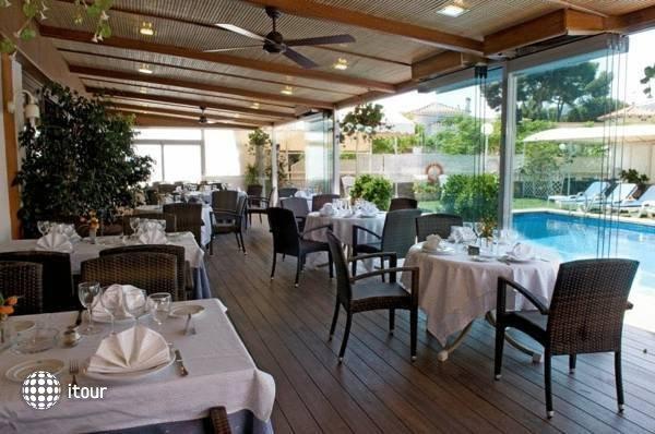 Best Western Hotel Mediterraneo Castelldefels 5