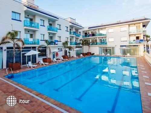 Port Sitges Resort 2
