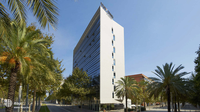 Four Points By Sheraton Barcelona Diagonal 1