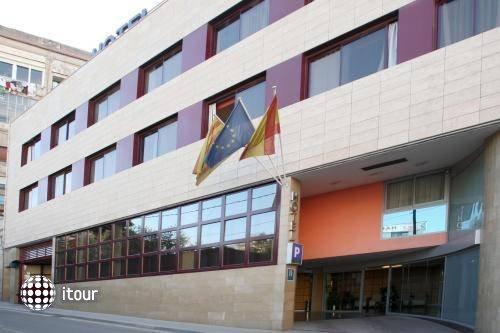 Hotel Ronda Lesseps 9