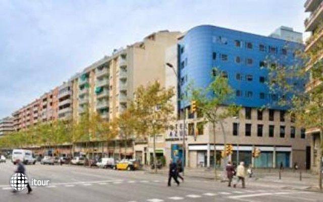 Azul Barcelona 1