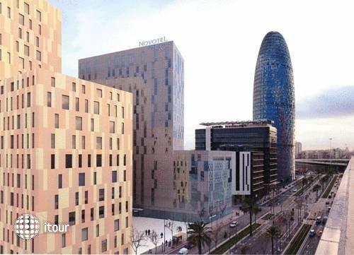 Novotel Barcelona City 1
