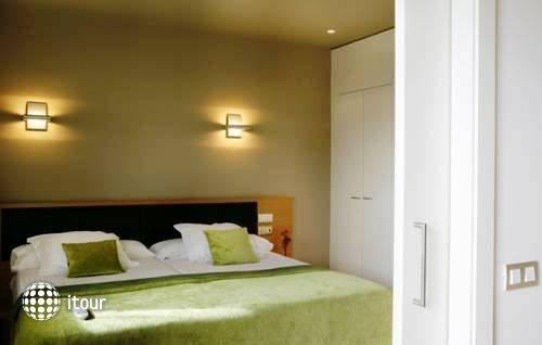 Qgat Hotel Restaurant Sant Cugat 7