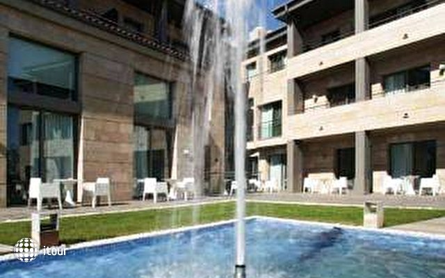 Qgat Hotel Restaurant Sant Cugat 3