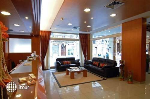 Best Western Premier Hotel Dante 9