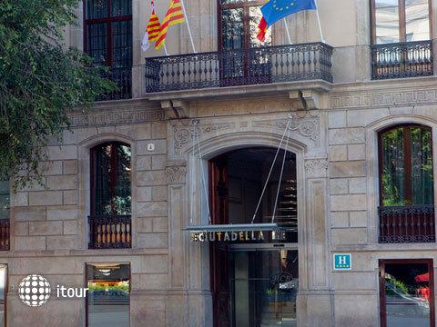 Hotel Ciutadella Barcelona 3