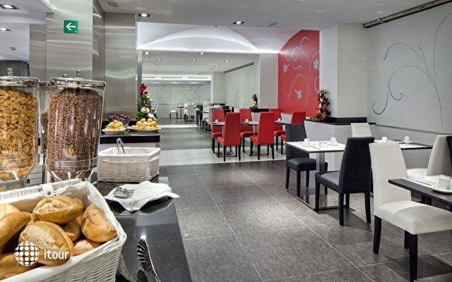 Hotel Ciutadella Barcelona 9