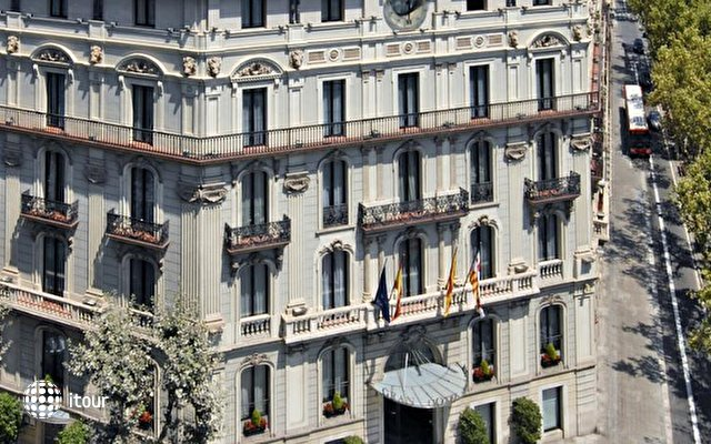 Silken Gran Hotel Havana 1
