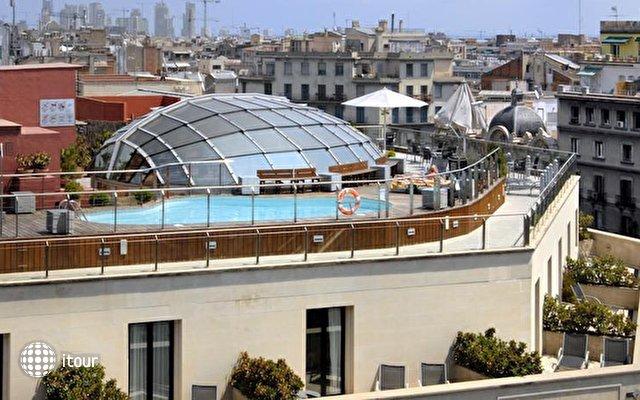 Silken Gran Hotel Havana 2