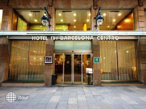 Nh Barcelona Centro 1