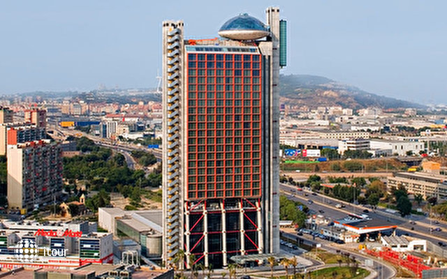 Hesperia Tower Hotel & Convention Centre 4