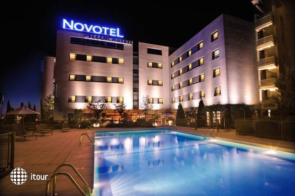 Novotel Madrid Sanchinarro 1