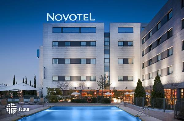 Novotel Madrid Sanchinarro 2
