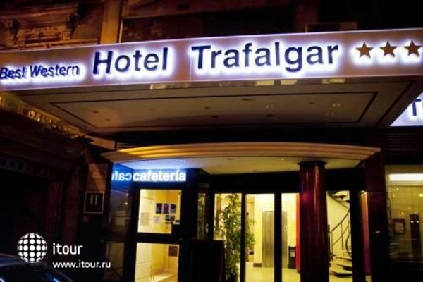 Best Western Hotel Trafalgar 1