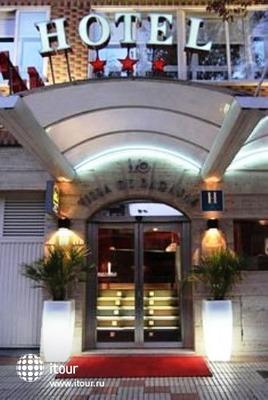 Best Western Hotel Villa De Barajas 2