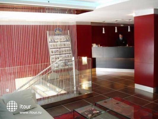 Best Western Hotel Villa De Barajas 6
