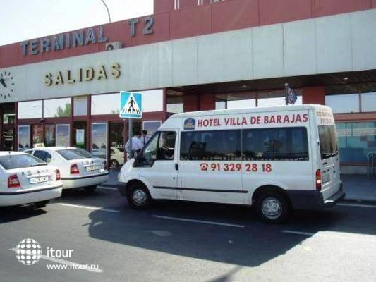 Best Western Hotel Villa De Barajas 7