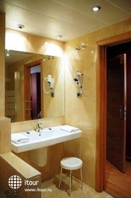 Best Western Hotel Villa De Barajas 8