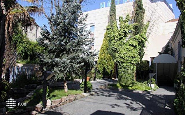 Egido Plaza De Santiago 10