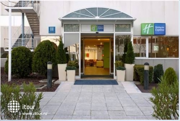 Holiday Inn Express Madrid-tres Cantos 1