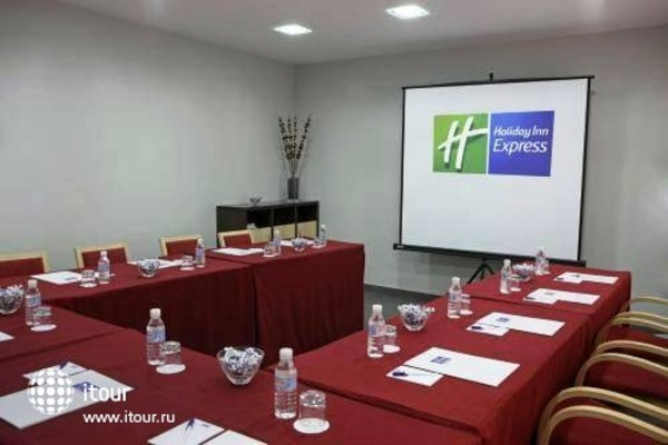 Holiday Inn Express Madrid-getafe 8