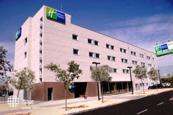 Holiday Inn Express Madrid-getafe 1