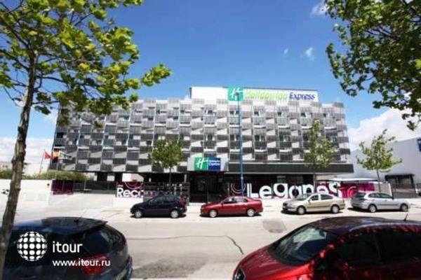 Holiday Inn Express Madrid-leganes 1