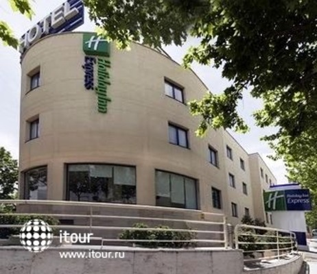 Holiday Inn Express Madrid-san Sebastian De Los Reyes 1