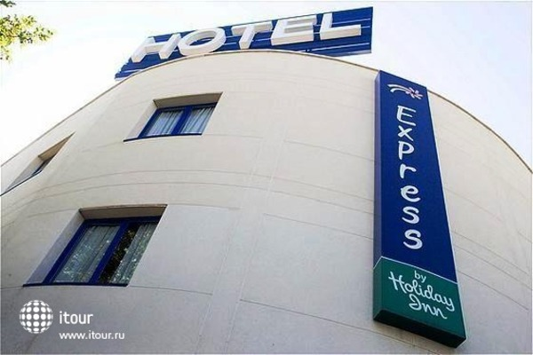 Holiday Inn Express Madrid-san Sebastian De Los Reyes 6