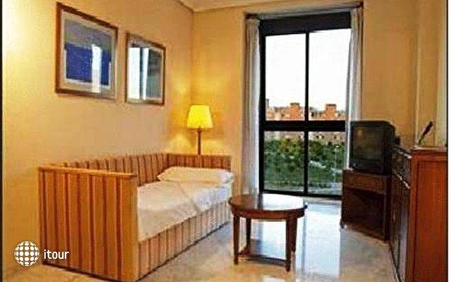 Aparthotel Convencion Barajas 9