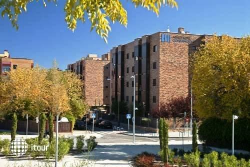 Aparthotel Convencion Barajas 1