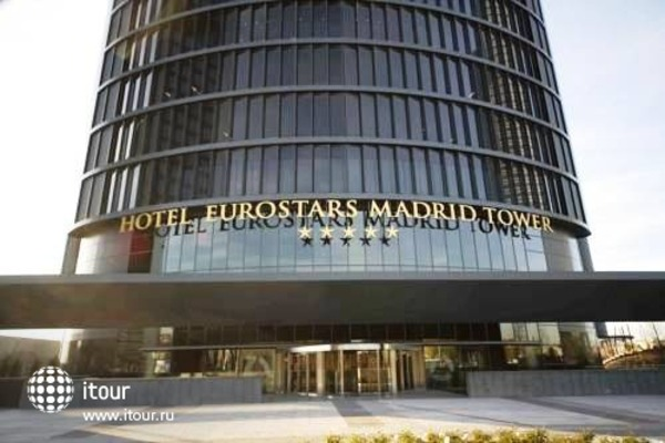 Eurostars Madrid Tower 1