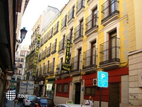 Hostal Equity Point Madrid 1