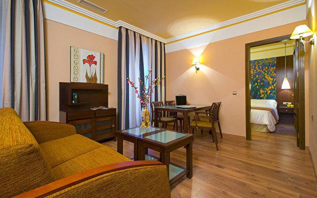 Suites Gran Via 44 6