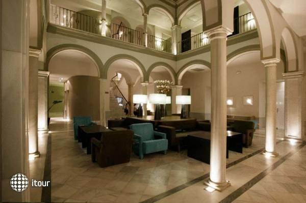 Petit Palace Marques Santa Ana 9