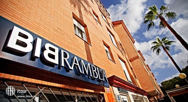 Apartamentos Bib-rambla 1