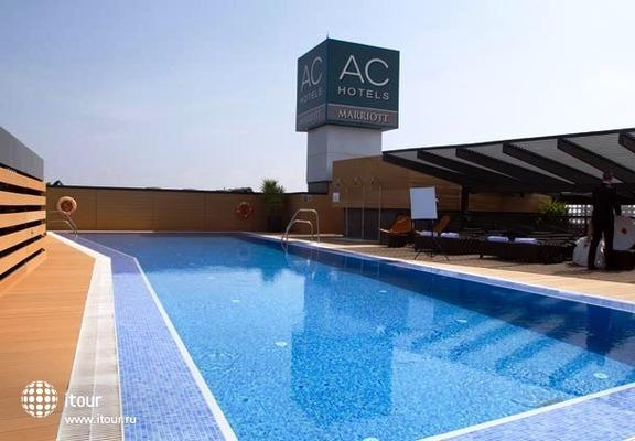 Ac Hotel Cordoba Palacio 2