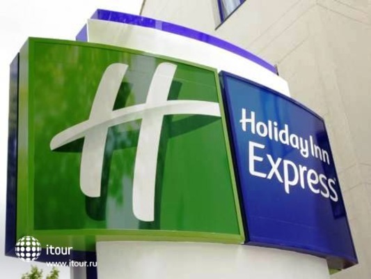 Express By Holiday Inn Valencia Bonaire 10