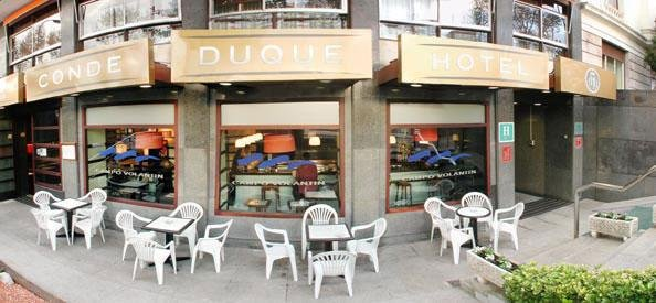 Best Western Hotel Conde Duque 1