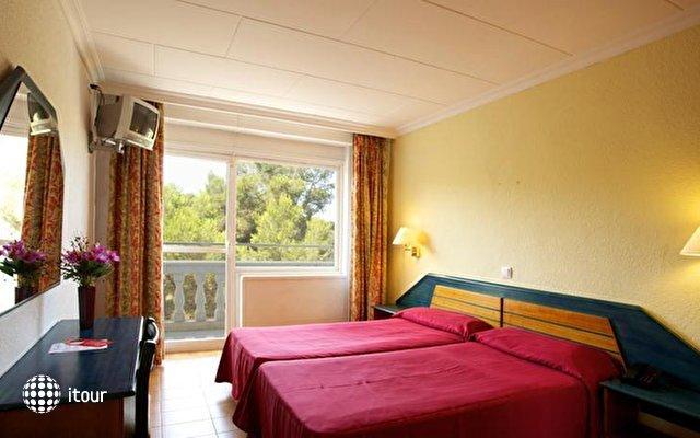 Seramar Hotel Luna - Luna Park 3