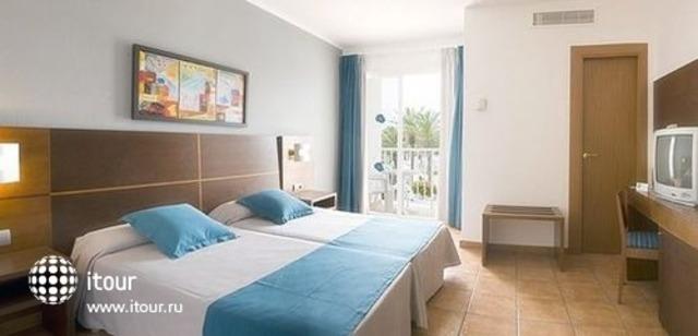 Hi Los Delfines Hotel 10